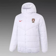 Portugal Training Winter Jacket White 2020 2021