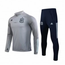 Spain Soccer Training Technical Tracksuit Euro 2020
