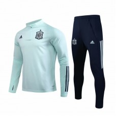 Spain Training Technical Soccer Tracksuit Euro 2020